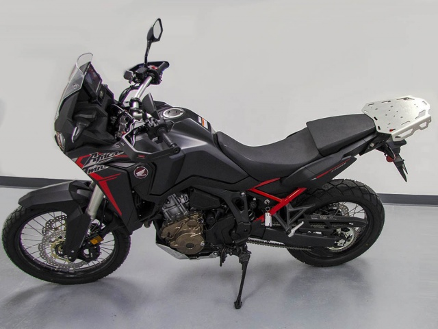 Altrider Rear Luggage Rack for the Honda CRF1100L Africa Twin/ ADV Sports - Installed