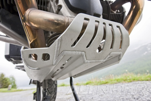 AltRider Skid Plate for BMW R 1200 GS /A (2005-2012) - Installed