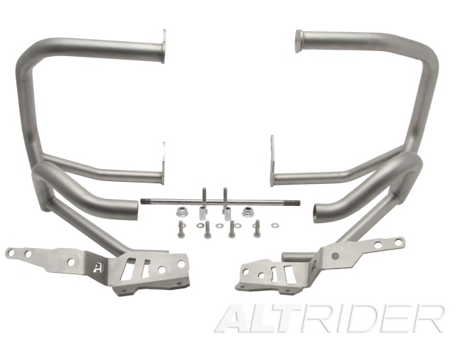 AltRider Crash Bars for the BMW R 1200 GS Water Cooled - Product Contents