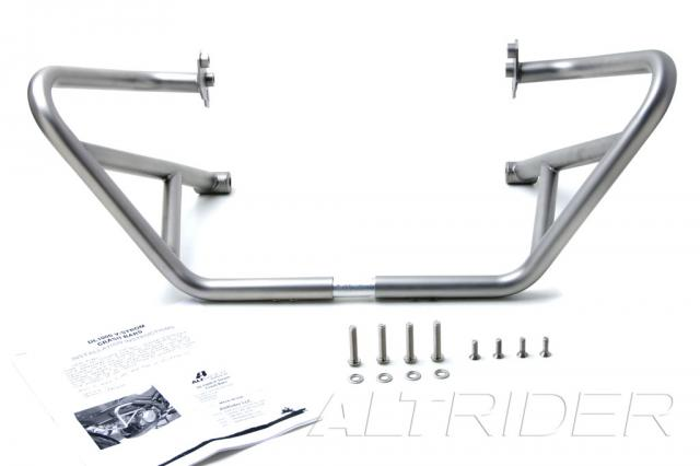 AltRider Crash Bars for the Suzuki V-Strom DL 1000 - Product Contents