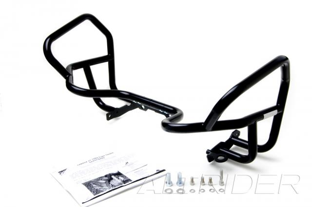 AltRider Crash Bars for the Yamaha Super Tenere XT1200Z - Black - Product Contents