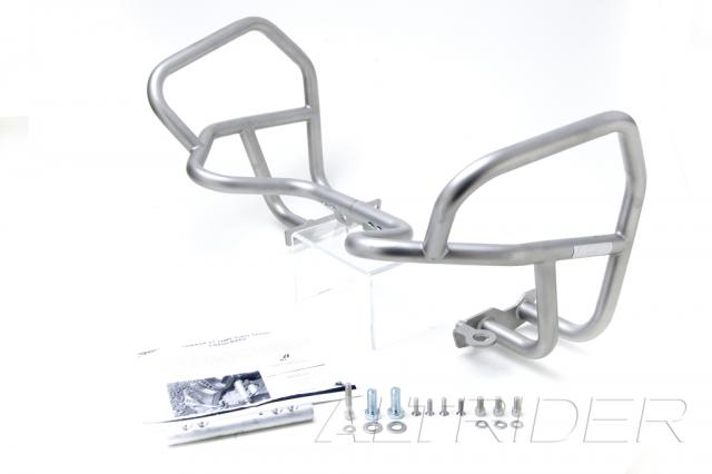 AltRider Crash Bars for the Yamaha Super Tenere XT1200Z - Silver - Product Contents