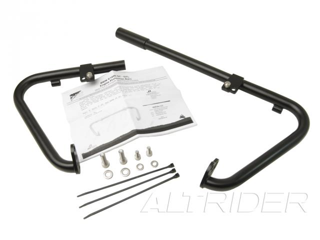 AltRider Engine Protection Bars for BMW K 1600 GT / GTL (2011-2012) - Black - Product Contents