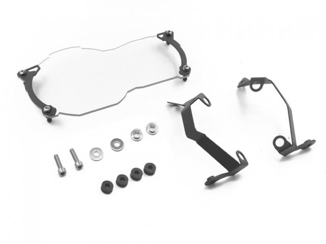 AltRider Headlight Guard Kit for the BMW R 1200 & R 1250 GS /GSA Water Cooled - Product Contents