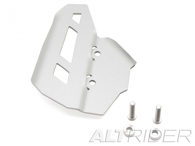 AltRider Rear Brake Master Cylinder Guard for BMW F 700 GS - Silver - Product Contents