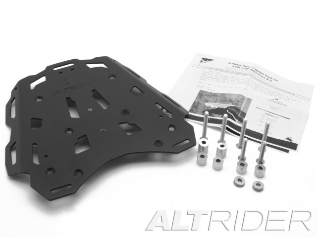 AltRider Rear Luggage Rack for the KTM 1050/1090/1190/1290 Adventure / R - Product Contents