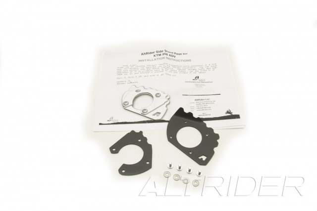 AltRider Side Stand Foot for KTM 950 ADV - Product Contents