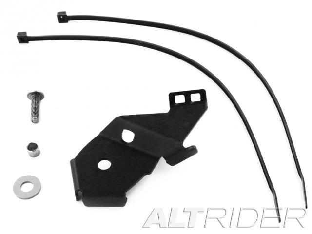 AltRider Side Stand Switch Guard for the BMW R 1200 & R 1250 GS /GSA Water Cooled - Product Contents