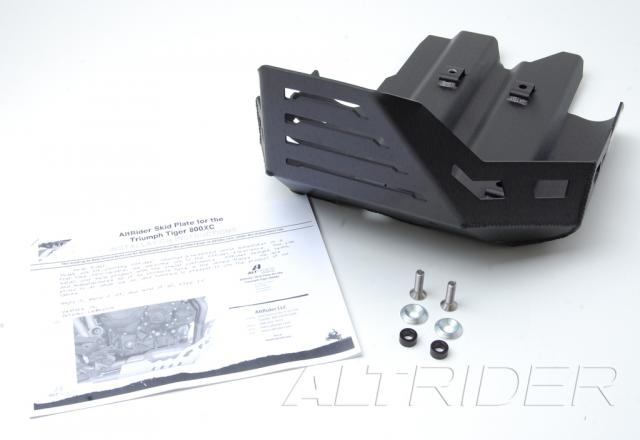 AltRider Skid Plate for the Triumph Tiger 800 - Product Contents