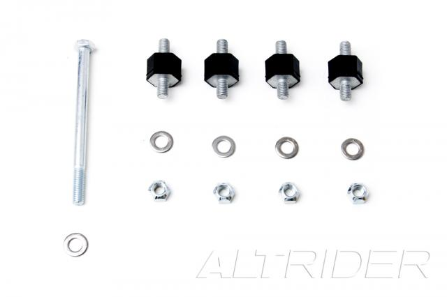AltRider Skid Plate Kit  for BMW F 650 GS Twin - Product Contents