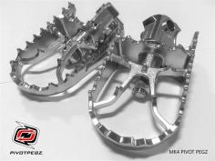Pivot Pegz WIDE MK4 for Triumph Tiger 800 - Feature