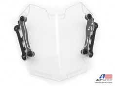 AltRider Clear Headlight Guard for the Yamaha Tenere 700 - Feature