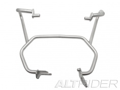AltRider Crash Bars for the Triumph Tiger 800 - Silver - Feature