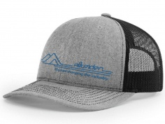 AltRider Retro Mountain Trucker Hat - Feature