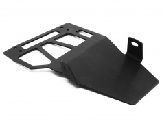 AltRider Skid Plate Extension for the Honda CRF1000L Africa Twin - Black - Feature