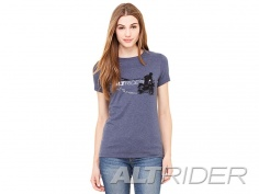AltRider Super Tenere Women's T-Shirt - Large - Feature