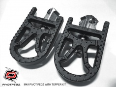 Pivot Pegz Topper Kit for MK3 and MK4 Pivot Pegz - Feature