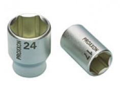 "Proxxon Individual 1/2"" Sockets in 14mm, 15mm and 17mm - Feature"