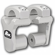 "ROX 2"" Pivoting Bar Risers for 1-1/8"" Handlebar - Feature"