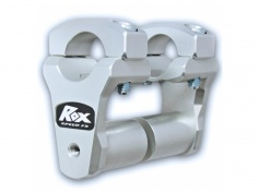 "ROX 2"" Pivoting Risers for Yamaha Super Tenere (2014-current) - Feature"
