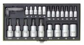 Proxxon 23-Piece TORX Socket Set - Feature