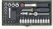 Proxxon 36-Piece Precision Engineer's Tool Set - Feature
